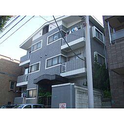 東京都豊島区南長崎2の賃貸マンションの外観
