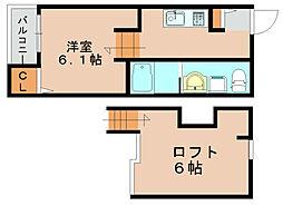 Bau Hause[1階]の間取り