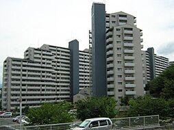 藤和さやまハイタウン[13階]の外観