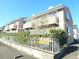 宮城県仙台市若林区文化町の賃貸アパートの外観