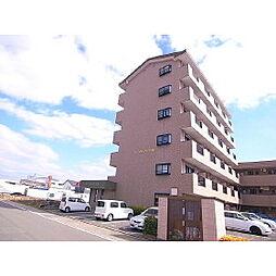 福岡県久留米市御井旗崎の賃貸マンションの外観
