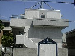 サウザンド15[1階]の外観