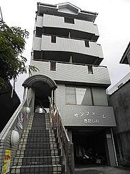 京都府京都市中京区宗林町の賃貸マンションの外観