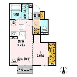 JR篠ノ井線 村井駅 徒歩12分の賃貸アパート