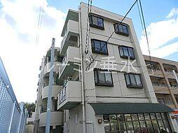 兵庫県神戸市垂水区下畑町字雲星の賃貸マンションの外観