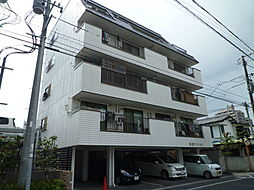 岡山県倉敷市稲荷町の賃貸マンションの外観