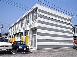 レオパレスグリーンヒルズAYA III[1階]の外観