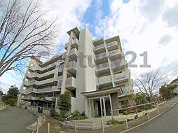 大阪府池田市緑丘2丁目の賃貸マンションの外観