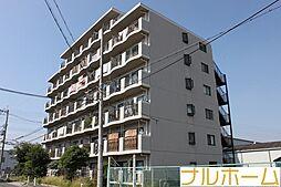 大阪府大阪市平野区瓜破東8丁目の賃貸マンションの外観
