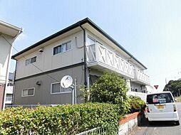 TAKASAGO加納B棟[201号室]の外観