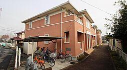 千葉県柏市松葉町2の賃貸アパートの外観
