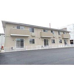 徳島県徳島市南田宮4丁目の賃貸アパートの外観