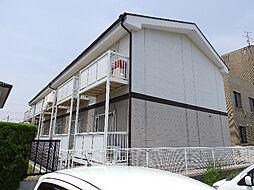 三重県四日市市八田1丁目の賃貸マンションの外観