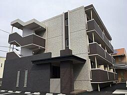 静岡県沼津市山王台の賃貸マンションの外観