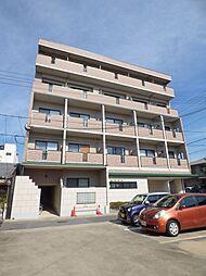 京都府京都市下京区二人司町の賃貸マンションの外観