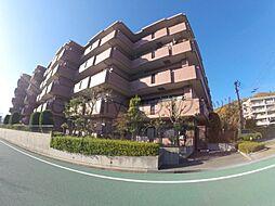 ダイアパレス池田五月丘[4階]の外観