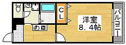 プランソレイユ[2階]の間取り