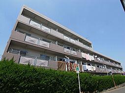 松丸第二コーポラス[2階]の外観