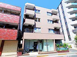 東京都西東京市田無町3丁目の賃貸マンションの外観