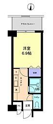 信開ドムス駅南[316号室]の間取り