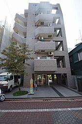 東京都大田区大森西5丁目の賃貸マンションの外観