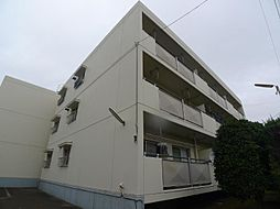 千葉県松戸市二十世紀が丘中松町の賃貸マンションの外観