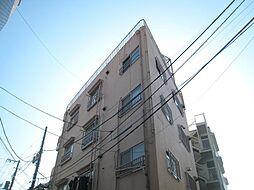 第1畑山コーポ[3階]の外観