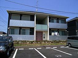 シャーメゾンほたる野 A棟[1階]の外観