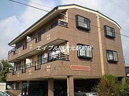 岡山県岡山市南区南輝2丁目の賃貸マンションの外観
