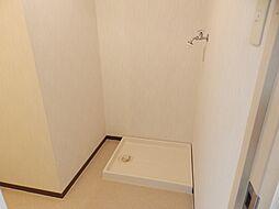 サニーパレス・Kの洗濯機置き場