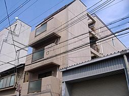 京都府京都市中京区瓦町の賃貸マンションの外観
