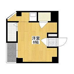 オーナーズマンション舎利寺[2階]の間取り