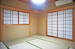 1階には独立型の和室もあるので、急な来客対応も安心です。