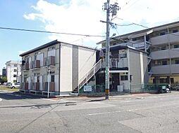オリーブコート東福山B棟[2階]の外観