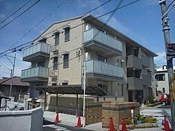 大阪府堺市西区鳳南町2丁の賃貸アパートの外観