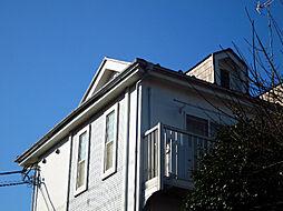 コーポマリーナ上野毛[2階]の外観