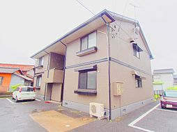 広島県安芸郡熊野町萩原8丁目の賃貸アパートの外観