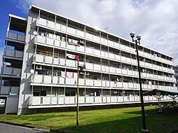 ビレッジハウス古和釜3号棟[2階]の外観
