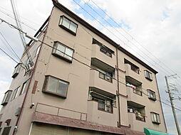 大阪府門真市岸和田4丁目の賃貸マンションの外観