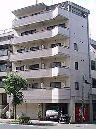 神奈川県横浜市神奈川区松本町4丁目の賃貸マンションの外観