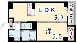 仮称琴ノ緒町新築マンション[2階]の間取り