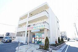 三重県桑名市大字安永の賃貸マンションの外観
