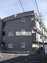 パークハウス梅森[1階]の外観