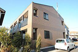 埼玉県越谷市レイクタウン1丁目の賃貸マンションの外観