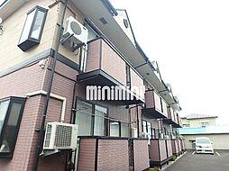 宮城県仙台市若林区南小泉4丁目の賃貸マンションの外観