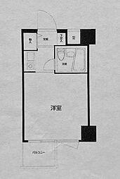 ライオンズプラザヨコハマ戸部[215号室]の間取り