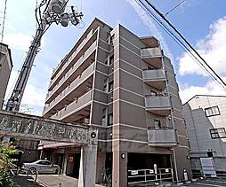 京都府京都市上京区梅屋町の賃貸マンションの外観