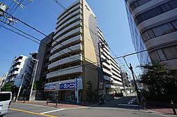 SERENiTE江坂四番館[3階]の外観
