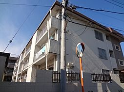 ルミエール山合[2階]の外観