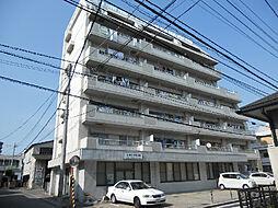 愛媛県松山市宮西2丁目の賃貸マンションの外観